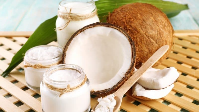 aceite de coco es un buen aliado en la lucha contra la diabetes y la obesidad