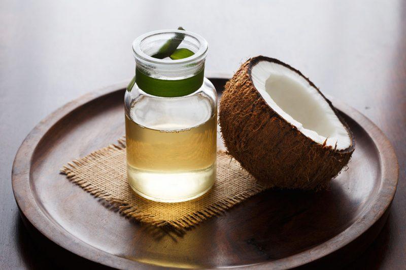 aceite de coco propiedades antiinflamatorias