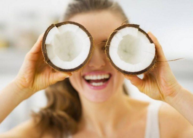 aceite de coco regulador de la función hormonal