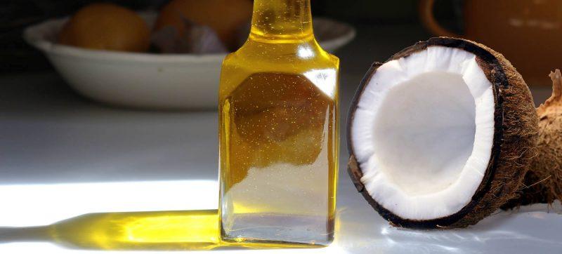 contraindicaciones del aceite de coco