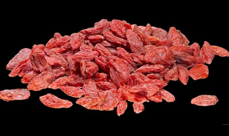 efectos secundarios de las bayas de goji