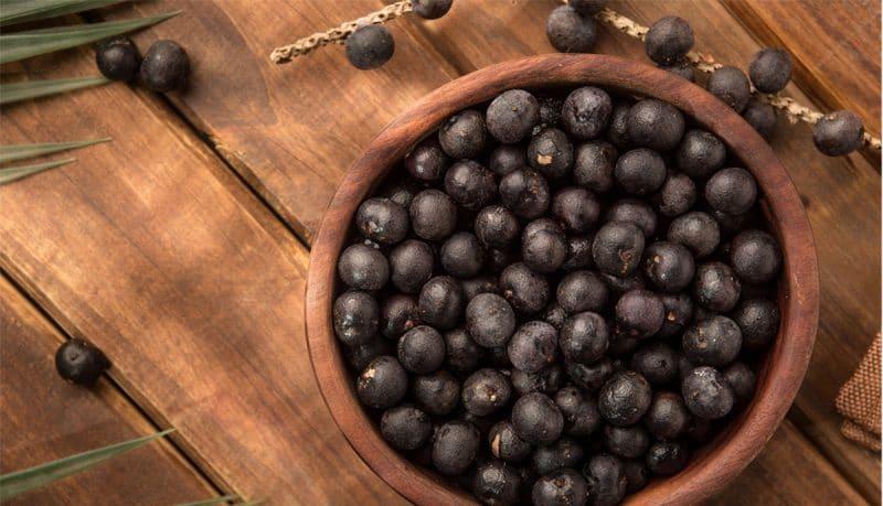 propiedades del acai berry antioxidante