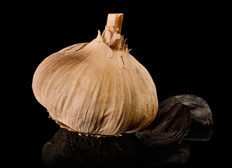 propiedades del ajo negro anticancerígeno
