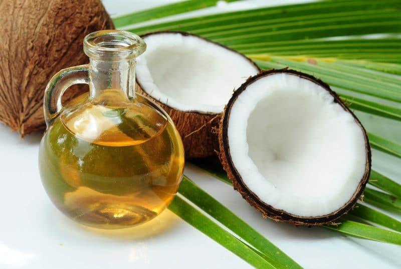 que es el aceite de coco