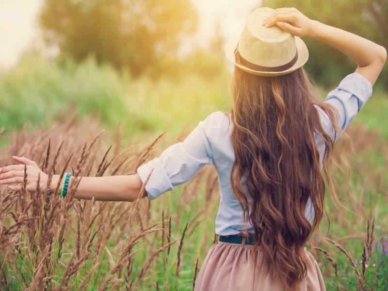 aceite de linaza para el crecimiento del cabello