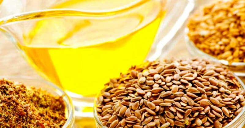 aceite de semillas de linaza