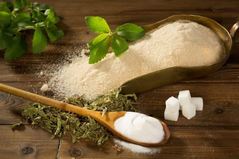 como consumir stevia
