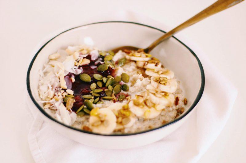 como preparar quinoa para el desayuno