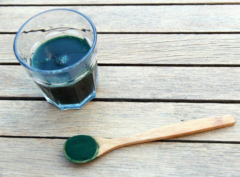 como tomar chlorella para desintoxicar