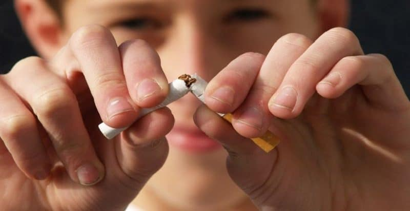 como tomar stevia para dejar de fumar
