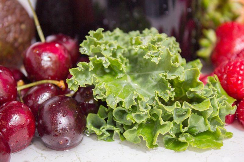 información nutricional del kale