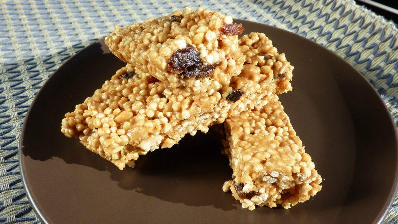 meriendas con quinoa