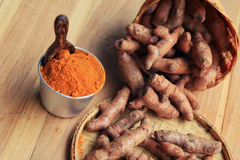 propiedades de la cúrcuma como antioxidante