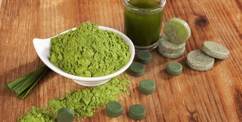 propiedades nutricionales de la chlorella