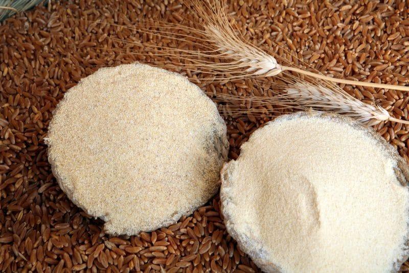 quinoa y cuscus