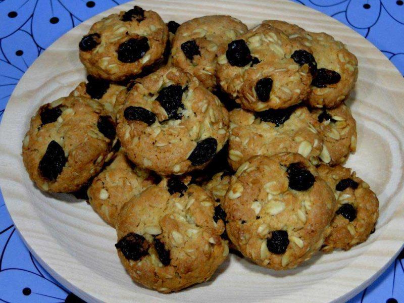 receta de galletas de chocolate con stevia