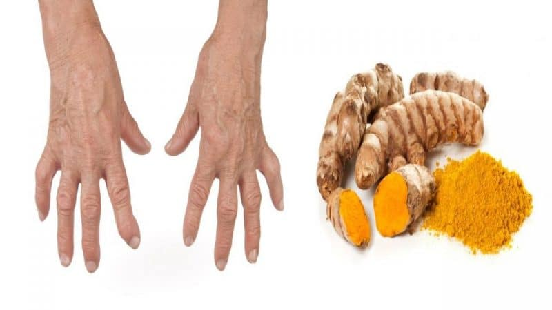 uso de la cúrcuma para la artritis reumatoide
